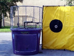 A Kid's Party Express Dunk Tanks in S Florida