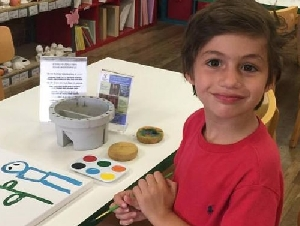 A Time to Kiln Art Studio Birthday Parties in Monmouth County NJ