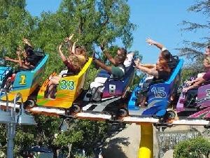 Adventure City themed birthday party ideas in Orange County California