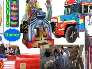 Kids Party Services aGoodtime Amusements in MD