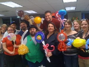 Amazing Texas Twisters Costume Character Rentals in Texas