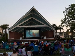 Awesome Outdoor Cinema Movie Screen Rentals In Florida