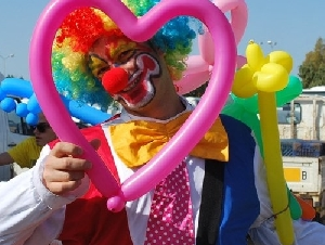 Benjamin The Clown Norfolk County, MA