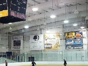 billy grays regional iceplex in rochester ny