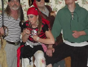 Brickroad Productions murder mystery parties in Hampden County MA