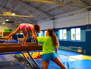 Bristol FCGymnastics Childrens Gymnastics Birthday Parties In CT