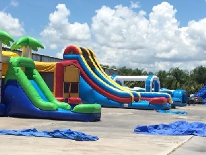 busy bee party rentals inflatable rentals in florida