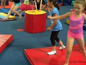 California Gymnastics Indoor Gymnastics Party Places in Orange County California
