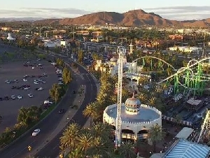 Castles And Coasters Maricopa County Arizona