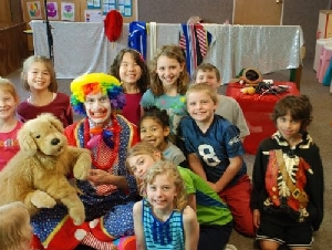 Charles the Clown Kids Party Clowns for Hire in Southern California