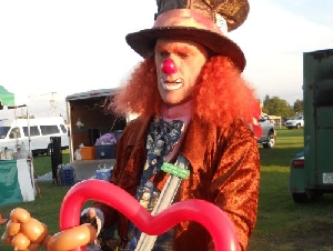 Chee Chee The Clown Clown Entertainer In Lackawanna County PA