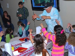 chef carl make a pizza party cooking parties in fairfield county connecticut