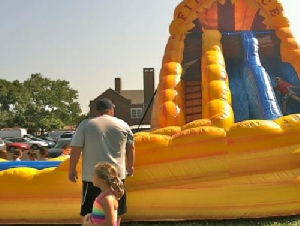 Circus Time Inflatable Rentals
