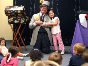 Comedy Kids Birthday Party Magician