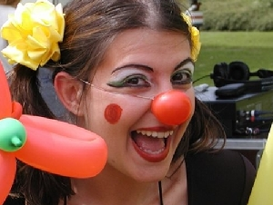 Crazy Daisy Clowns Childrens Party Entertainers For Hire In new York City