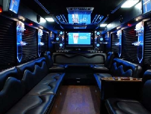 Designer Limo party bus New York