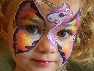 Color By Chris Face Painting Services For Kids In NJ