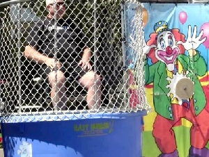 Entertainment Avenue Kids Party Dunk Tank Rentals in MD