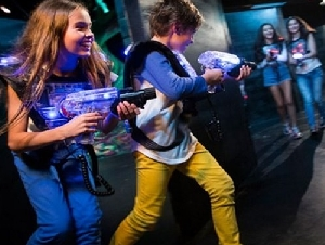 Extreme Laser Tag Party Place in Ocoee Florida
