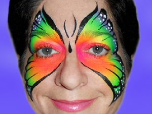 Face Painting by Trudy kids face painters for hire in Northern NJ