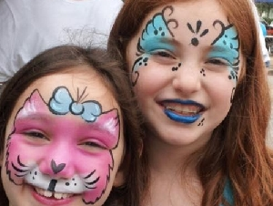 Faces by Darlene Face Painters for Hire in Dallas County Texas
