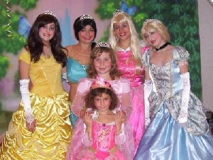 Fairytale Home Parties Princess Parties For Kids Serving NJ