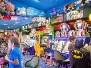 Fat Daddys Arcade