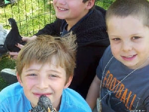 Fernbrook Farms Environmental Education Center Animal Parties For Kids In Southern NJ