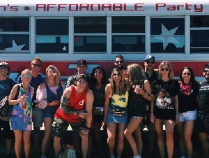 Fly Rides Party Bus Rental Companies in Travis County TX