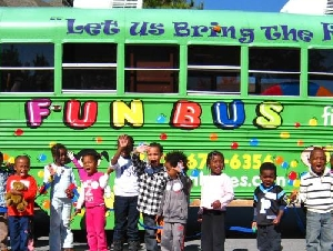 Fun Bus Party Bus For Kids In Georgia