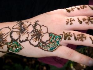 Henna Tattoo Jersey City Nj : Mehndi henna photo at hyatt jersey city nj hindu wedding by
