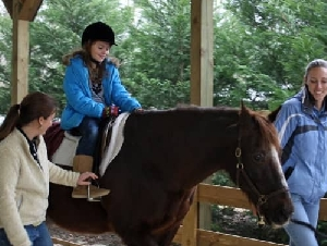 Gleneayre Equestrian Program