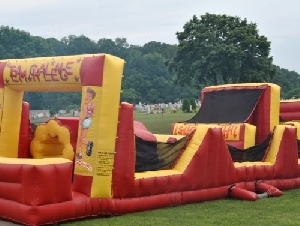 Grand Slam Inflatables Kids Inflatable Rentals In Pennsylvania