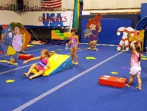 Gym Hutt Gymnastics Lakeville MA