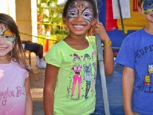 Gypsy Dreams Face Painting for Hire in Florida