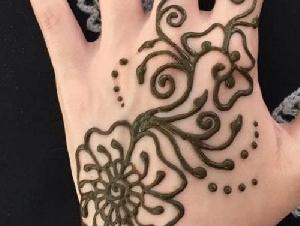 Happy Henna San Bernardino County California Henna Tattoo Artists