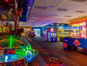 Hukoo's Arcade Parties in Central Florida