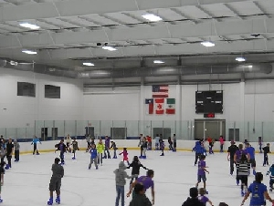 Ice and Golf Center at Northwoods Ice Skating Parties in Bexar County Texas