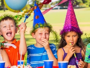 List of Party Places for Younger Kids and toddlers in New Jersey