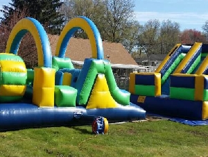 Infla Bounce House and Party Rental