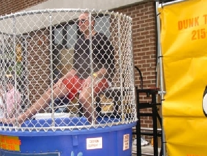 J And R Dunk Tank Rentals Dunk Tanks In Pennsylvania