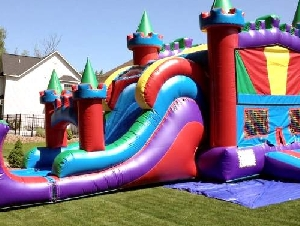 Jacksonville Bounce House Inflatables for Rent in FL