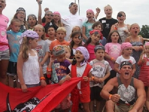 Jersey Shore Pirates Unique Kids Party Places in Central New Jersey