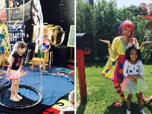 Johie The Clown Party Clown For Kids In New Jersey