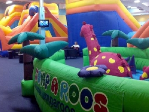 Jump A Roos Toddler Party Venue in Miami-Dade County Florida