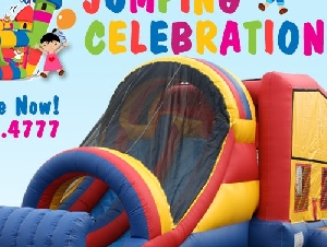 Jumping Celebrations party equipment rental companies in Central NJ