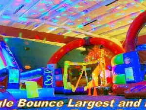 Jungle Bounce Kids Party Place in Central FL