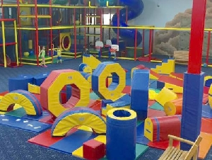 Kid-Netic Toddler Party Center in North Jersey