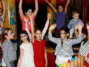 kiddie crusoe kids parties in belcamp harford county md