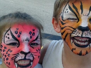 Face Painters for Hire in Central, FL